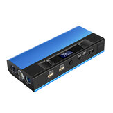 18000mAh 1200A Car Jump Starter Battery Booster with LED Digital Screen Support LED Flashlight USB Charging Port