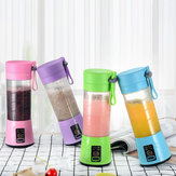 400ML USB HandHeld Portable Electric Juicer Shaker Mixer Cup