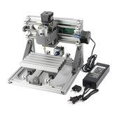 3 axes 2418 mini routeur bricolage CNC USB machine de gravure laser pour gravure sur bois sans module laser