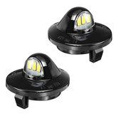 2 Pcs Carro Caminhonete LED Luzes Da Matrícula Para Ford F-150 Ranger Excursion Explorer
