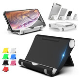 Portable Desktop Foldable Phone Holder Tablet Stand for Smart Phone Tablet for iPhone 11 Pro Max for Samsung Galaxy Note 10+ Xiaomi Mi9 Huawei P30