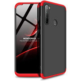 Bakeey Xiaomi Redmi Note 8 Double Dip 360 ° Hard PC Full Cover Protetora Caso Não original