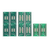 50 pcs TSSOP28 SSOP28 Para DIP28 SOP28 Transfer PCB Board DIP Pin Board Pitch Adapter