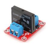Módulo de relé de estado sólido unidirecional Geekcreit para Arduino - produtos que funcionam com placas Arduino oficiais