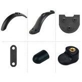 BIKIGHT Scooter Wheel Fender Set For M365/Pro Electric Scooter Front Rear Fenders Gasket Foot Support Gasket Cover