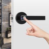 ステンレス鋼の指紋ロックスマートな生物測定のドアロックのホームセキュリティーロック