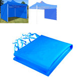 3x3m 1 Piece Side Walls Tent Canopy for Camping Travel Picnic Portable Gazebo Sunshade Cover Anti-epidemic Tent