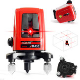 AK455 5mw 360 Degree Self-leveling Cross Laser Level 3 Line 3 Point