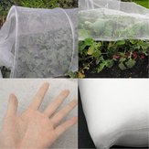 32X8ft Mosquito Bug Insect Bird Net Caccia Barrier Crop Planter Protect Mosquito Net