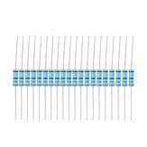 20pcs 2W 3.3R Metal Film Resistor Resistance 1% 3.3 ohm Resistor