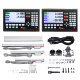 Machifit YIHAOGD YH LCD 2/3 Axis Grating CNC Milling Digital Readout Display DRO / KA300 5μm TTL 70-970mm Electronic Linear Scale Encoders Lathe Tool