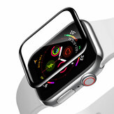 Cơ sở 0.2mm Curved Edge Anti Scratch Full Cover Kính bảo vệ màn hình cho Apple Watch Series 4/Apple Watch Series 5