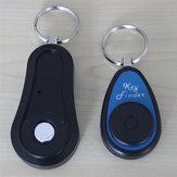 Bakeey Localizador de Chaves Eletrônicas Sem Fio 3 Receptores Anti-Perdido Chaves de Alarme Localizador de Apito Localizador de Chave de Alarme Anti Perdido Dispositivo