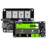 Lerdge-X ARM32 Mainboard with TMC2209 3.5Inch LCD Touch Screen Control Board DIY Kit for 3D Printer