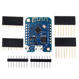 D1 Mini V3.0.0 WIFI Internet Of Things Development Board Based ESP8266 4MB MicroPython Nodemcu Geekcreit voor Arduino - producten die werken met officiële Arduino-boards