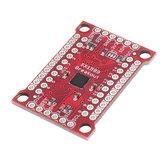 SX1509 16チャネルI / O出力モジュールGPIO Arduino用キーボード電圧レベルLEDドライバーGeekcreit-公式Arduinoボードで動作する製品