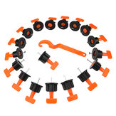 41-102pcs Ceramic Floor Wall Construction Tool Tile Leveling System Kit Spacers