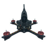 NameLessRC N47 HD 105mm F4 2-3S 2.5 Inch FPV Racing Drone PNP BNF w/ Caddx Baby Turtle Camera
