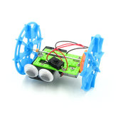 Real Maker DIY STEAM Smart Auto-équilibrage RC Robot Car Kit de Jouet Éducatif