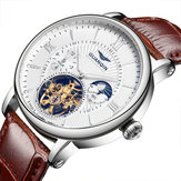 GUANQIN GQ16036 Roman Number Automatic Mechanical Menonton