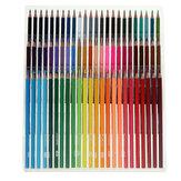 48/72/120/160 Cores Conjunto de Lápis de Cor Profissional Artista Óleo Pintura Esboçar Lápis de Cor de Madeira Material de Arte Escolar