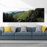 DYC 10560 Único Spray Óleo Pinturas Fotografia Paisagem Montanhas Para Pinturas de Decoração Para Casa Arte Da Parede