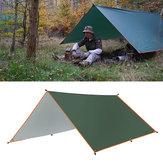 IPRee® ET5 3X3m/3X4m Waterproof Tent Sunshade Outdoor Rainproof Sunproof Traveling Camping Tent