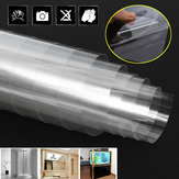 2M 4Mil Safety Anti Shatter Clear Window Blind Film Glass Protector Home Safety