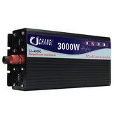 Intelligente solare Inverter sinusoidale puro DC 12V / 24V a AC 220V 60Hz 3000W / 4000W / 5000W / 6000W Convertitore di potenza