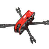 URUAV UR22 Wrench 140mm 3Inch Freestyle Carbon Fiber Hybrid-X Frame Kit For FPV Racing RC Drone