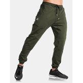 Pantalondecourseàpieddécontracté entraînement physique pour hommes