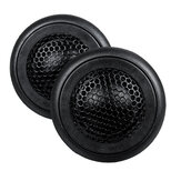 Car Stereo Speaker Music Audio Soft Dome Balanced Lound Tweeters Horn 35W 150W 2PCS for 12V Vehicle