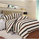 4 Pcs King Bedding Sets Duvet Cover With Pillow Case Quilt Cover Bedding Sheet
