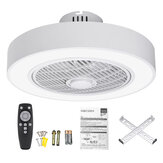 AC185-250V 80W Ceiling Fan Light With Remote Controller