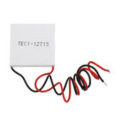 TEC1-12715 Thermoelectric Cooler Peltier 40*40MM 12V Peltier Refrigeration Module Semiconductor Refrigeration Sheet