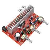 TDA7377 DC12V 40W + 40W車DIYステレオデュアルチャンネルアンプボード