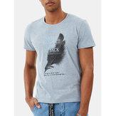 Nieuwe Youth Tide-shirts met korte mouwen voor heren