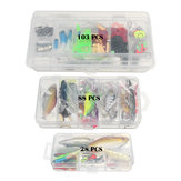 ZANLURE 28/88/103 Pcs Polypropylene pesca Lure Multifunctional Lures Kit pesca Tackle