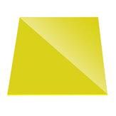 200x300mm أصفر PMMA أكريليك شفاف ورقة الاكريليك لوحة البرسبيكس اللمعان قطع المجلس لوحة