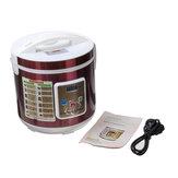 5L-6L 90 Вт Черный Чеснок Ферментер Ферментатор Коробка 360 ° Стерео Нагревание 110 В / 220 В