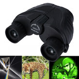10X25 HD Mini lornetka Outdoor Night Vision BAK4 Prism Telescope High Power Waterproof Waterproof Travel Camping Lornetka