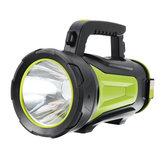 3000lm LED التخييم ضوء 3 طرق ضد للماء العمل ضوء 8000 مللي أمبير مصباح اليد USB الأضواء قابلة للشحن