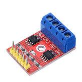 3pcs L9110S Pont en H double carte de pilote de moteur pas à pas DC Module de moteur pas à pas L9110 Geekcreit pour Arduino - produits qui fonctionnent avec les cartes officielles Arduino