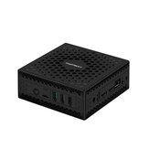 Chatreey AC1-Z Mini PC Intel Celeron J3455 4GB DDR3 64GB eMMC Quad Core 1.5GHz to 2.3GHz Intel HD Graphics 500 Dual Display HDMI Windows 10 Linux HTPC