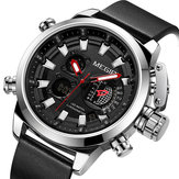MEGIR 2090 Chronograph Luminous Display Men Quartz Watch