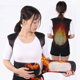 51 Magnets Self-heating Shoulder Adjustable Warmer Breathable Relief Pain Lumbar Heating Therapy Vest