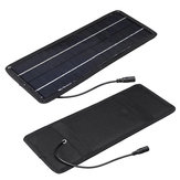 Solar Car Battery Charger 12V/5VDual Output Solar Power Panel Charger