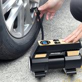 Compressore digitale automatico per auto pneumatico elettrico per gonfiatore per pneumatici 12V