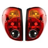 Carro traseiro esquerdo / direito cauda luz de freio com fiação para mitsubishi l200 2005-2016