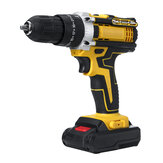48VF 2Speed Cordless Electric Drill Impact Drill Powerful Driver Drill With 1 Or 2 Li-ion Battery